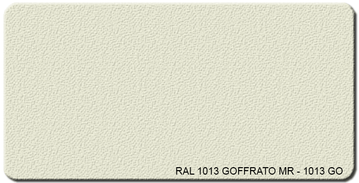 ral1013 goffrato